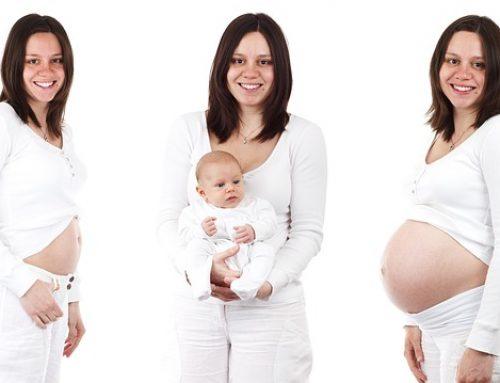 Tratamiento dental durante el embarazo