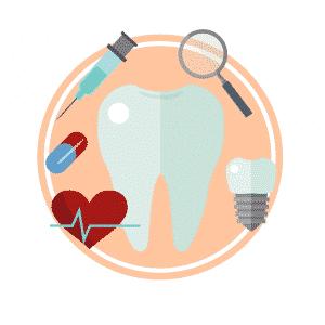 Cuidados dentales antes y despues de un implante